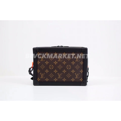 Soft Trunk Monogram Brown