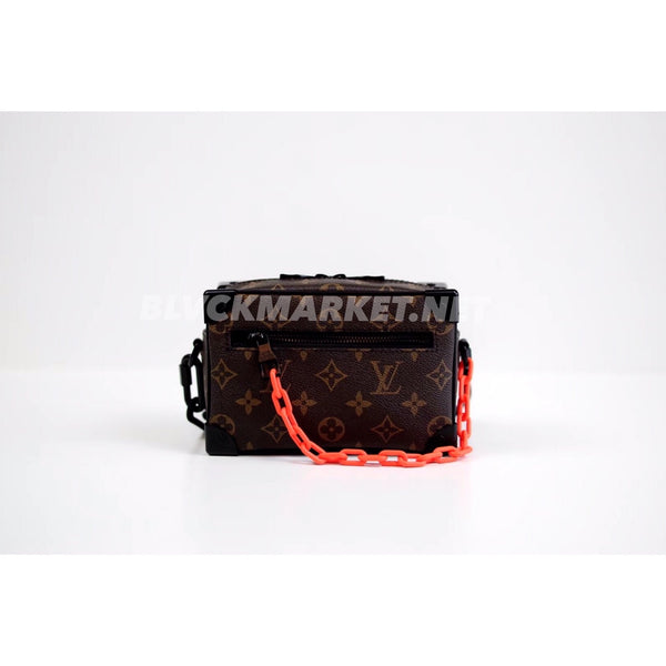 Mini Soft Trunk Monogram Brown
