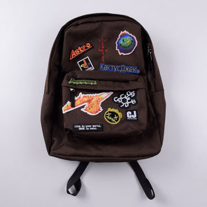 Travis Scott Cactus Jack Patch Backpack