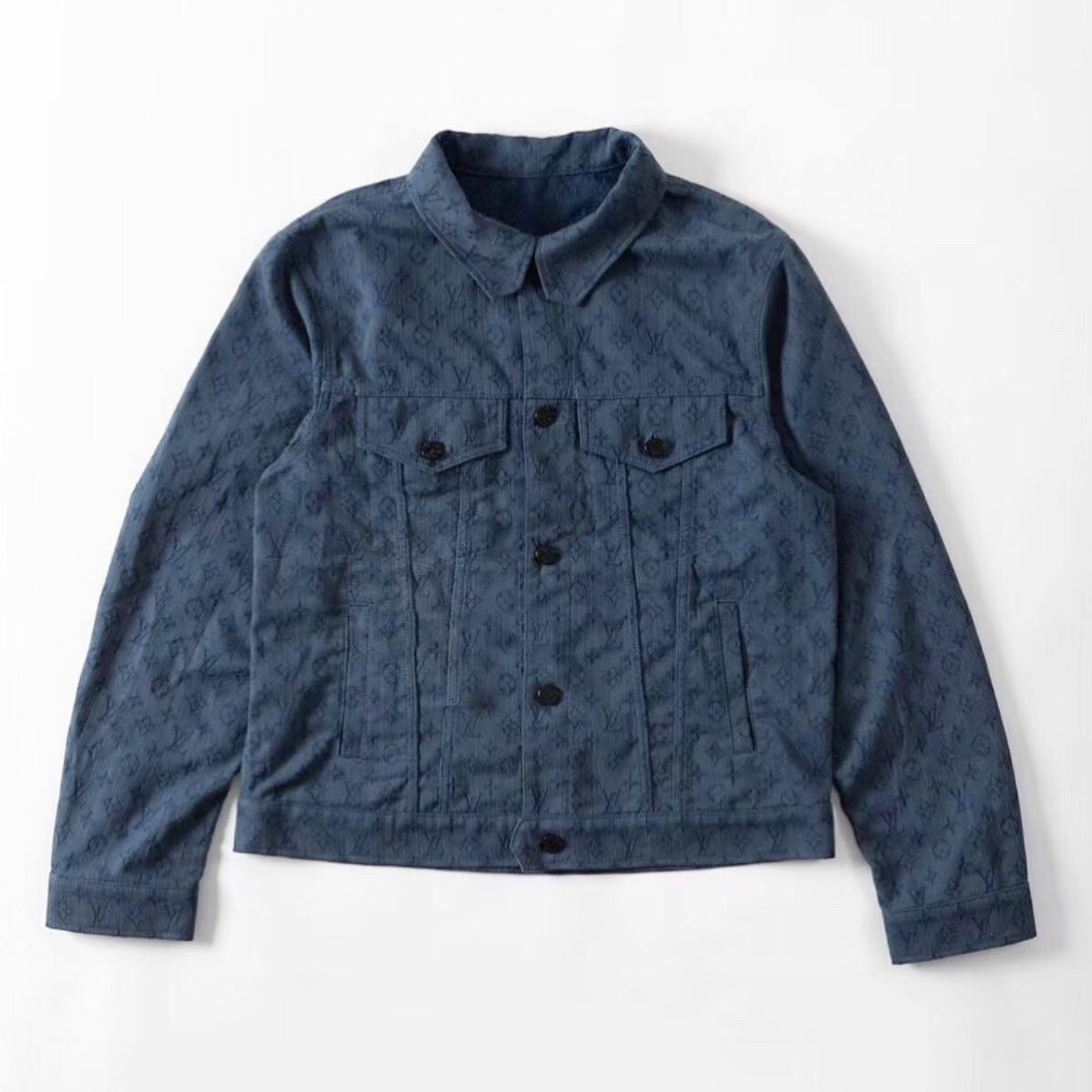 Louis Vuitton 19FW Denim Jacket -Premium-