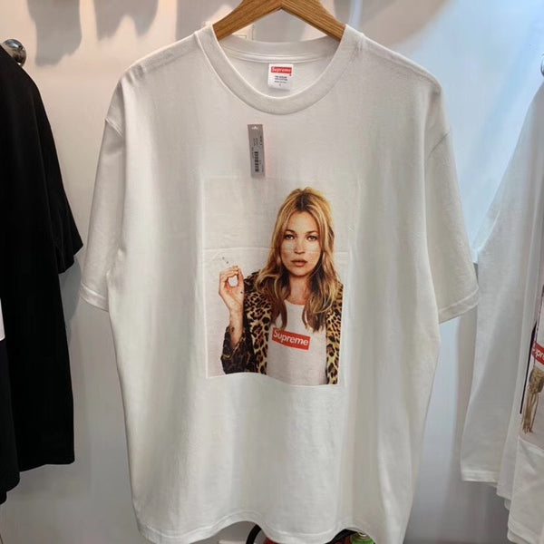 Supreme Kate Moss Photo Tee