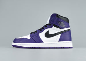 "Air Jordan 1 High ""Court Purple"" -DT Premium-"