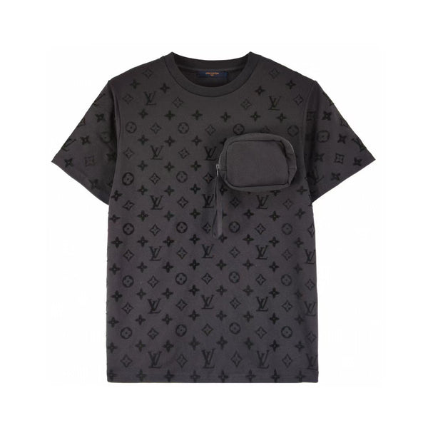 Louis Vuitton 3S Pocket Monogram Tee