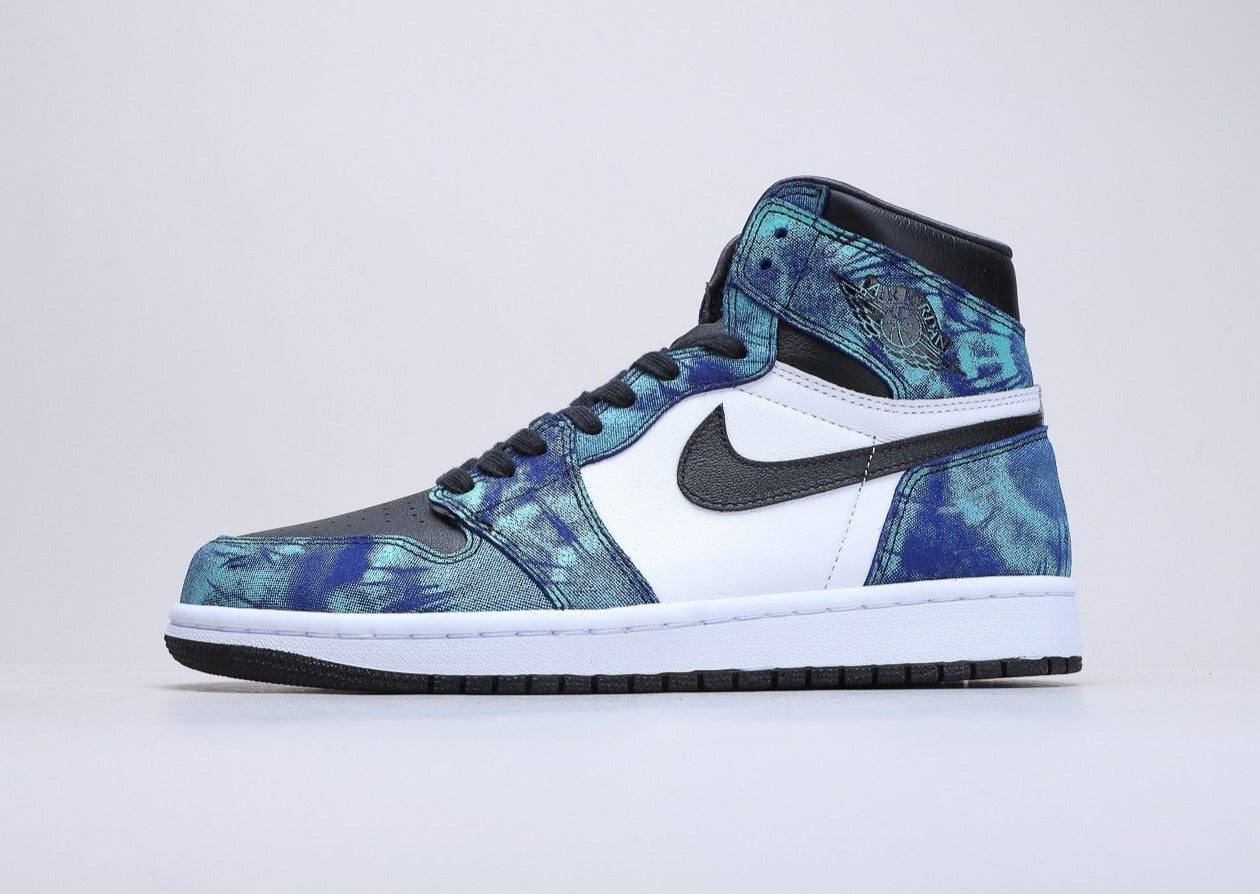 "Air Jordan 1 High ""Tie Dye"" -DT PREMIUM-"