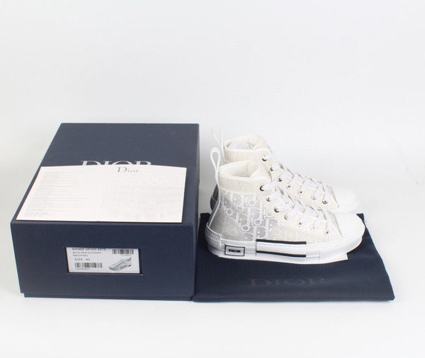 Dior B23 Oblique High-Top Sneaker -OG PREMIUM-