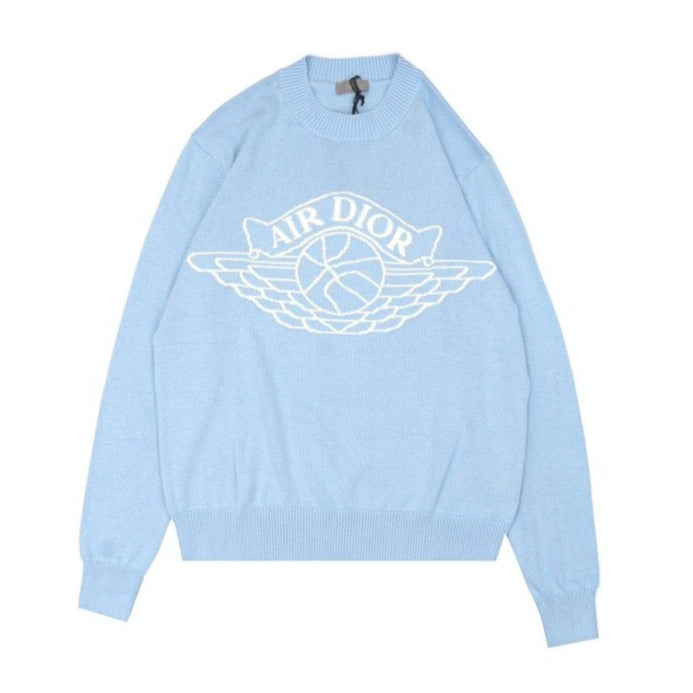 Air Dior Wing Logo Sweater