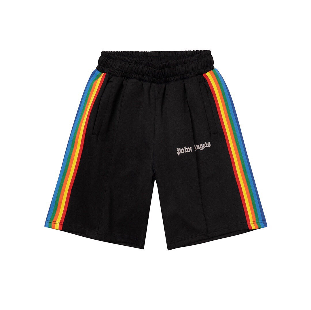 Palm Angels 20SS Rainbow Shorts