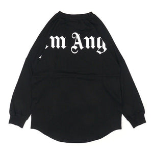 Palm Angels Oversized Long Sleeve