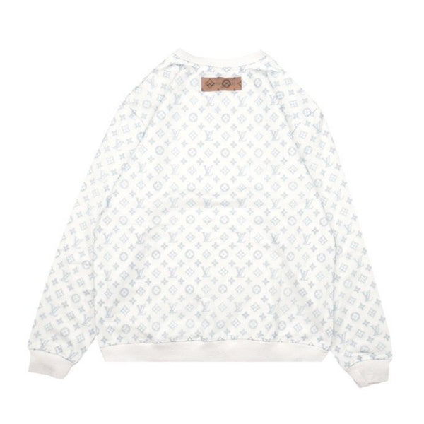 Louis Vuitton 20FW Monogram Sweater