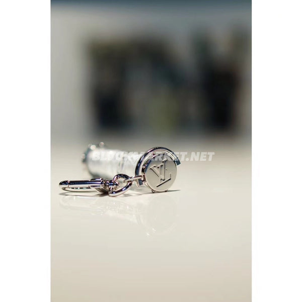 HOUR GLASS BAG CHARM & KEY HOLDER