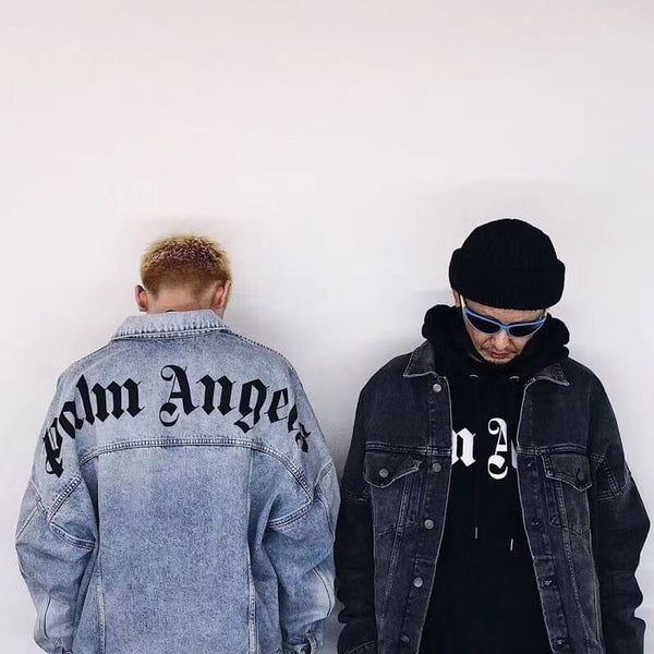 Palm Angels 20FW Denim Jacket