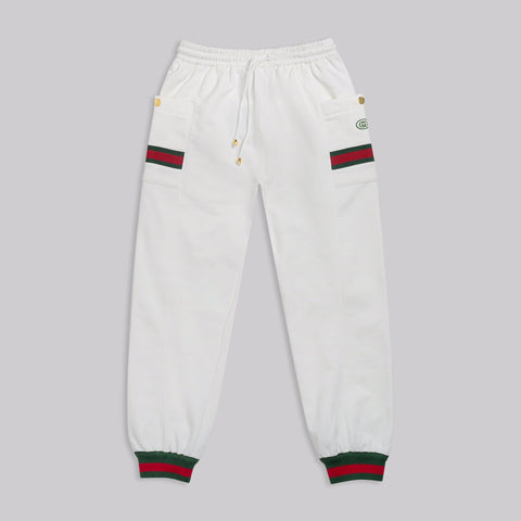 Gucci 20FW GG Track Pants