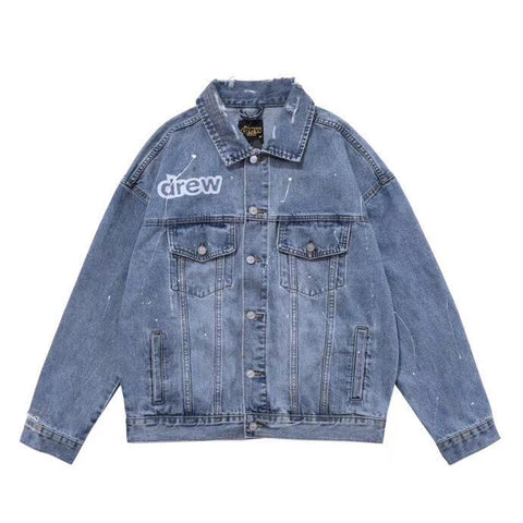 Drew House Mascot Denim Jacket
