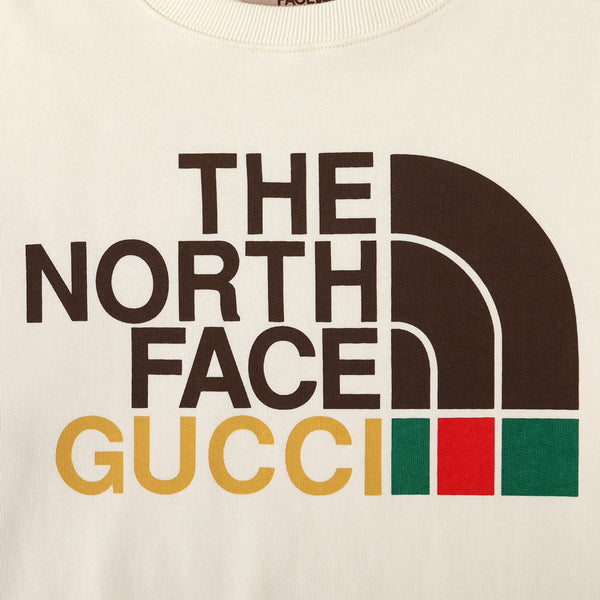 The North Face x Gucci Collab Sweater