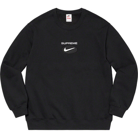 Supreme Nike Jewel Crewneck