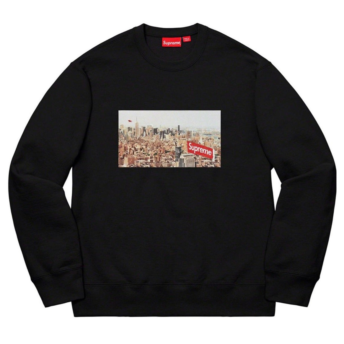 Supreme 20FW Aerial Sweater