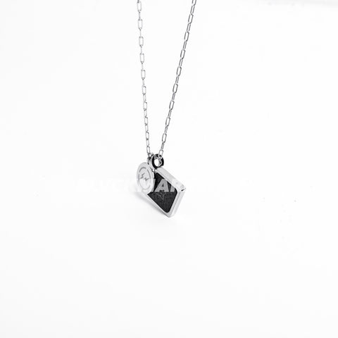 LOUIS VUITTON LV x FRAGMENT DESIGN FRAGMENT NECKLACE