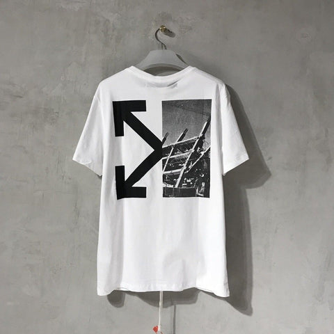 Off-White Split Arrows Tee