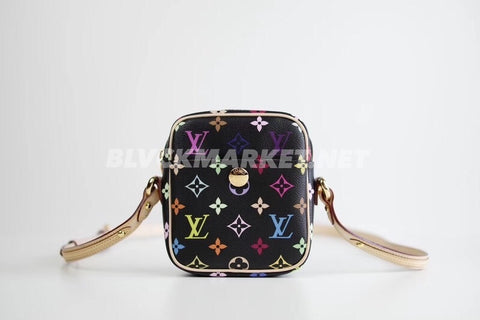 Louis Vuitton x Takashi Murakami Monogram Rift Black Multicolour