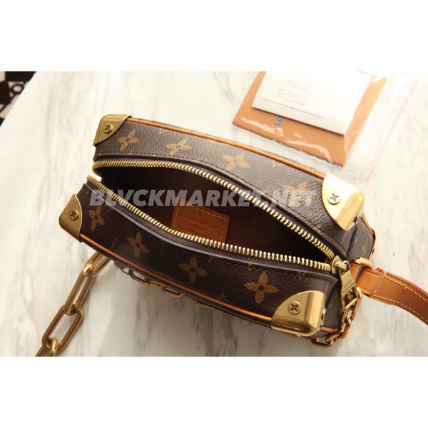 Mini Soft Trunk Monogram Legacy Brown