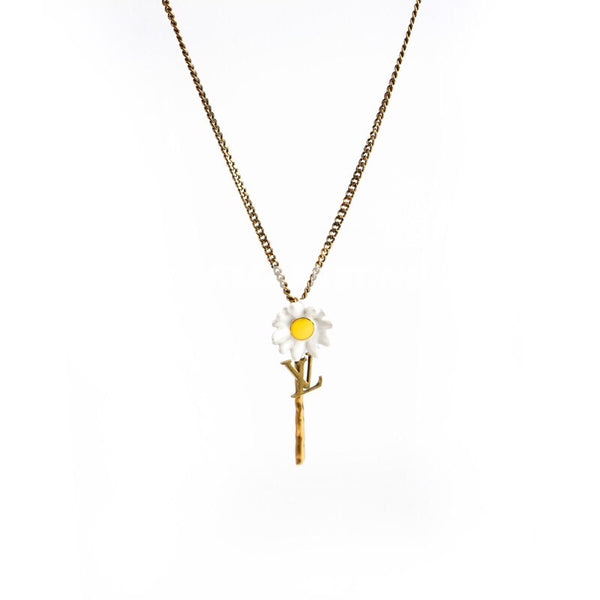 LV Gardening Pendant Necklace