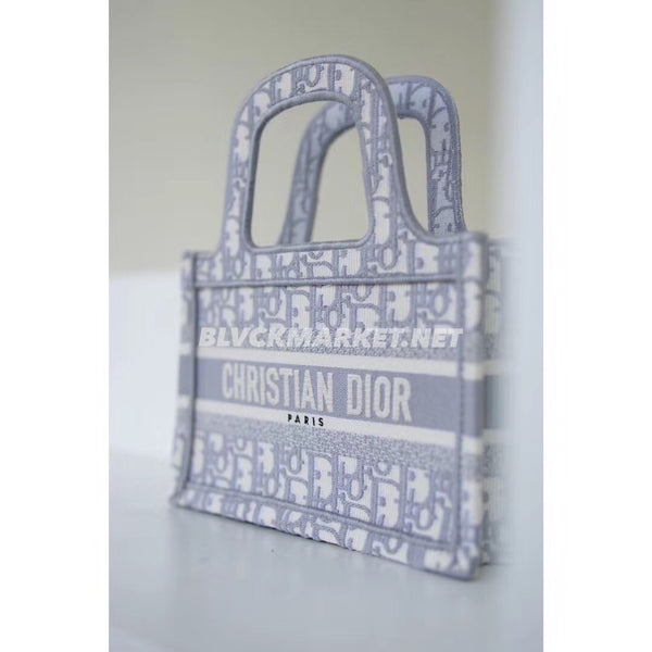 Mini Dior Book Tote