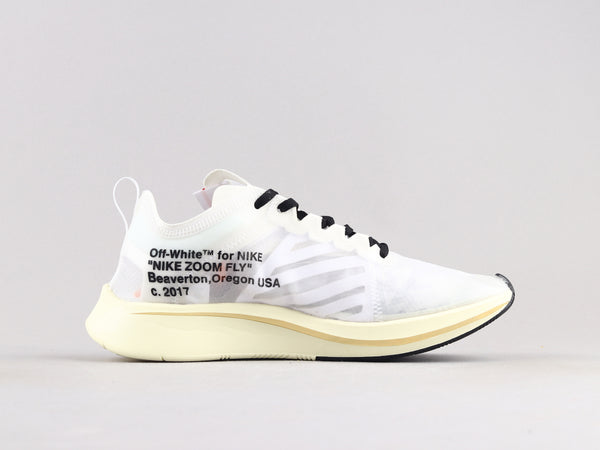 Off White x Nike Zoom Fly -H12 PREMIUM-