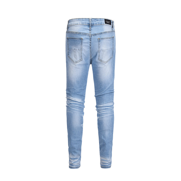 BLACK ICON Lite Slim Fit Denim