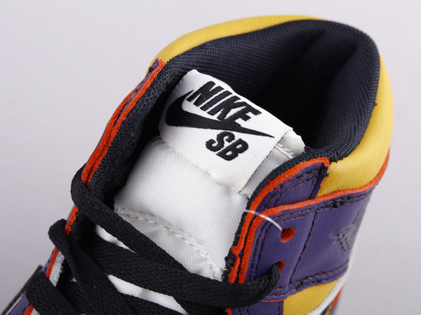 Air Jordan 1 SB Lakers to Chicago -OG PREMIUM-
