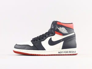 "Air Jordan 1 ""Not For Resale"" -LJR PREMIUM-"