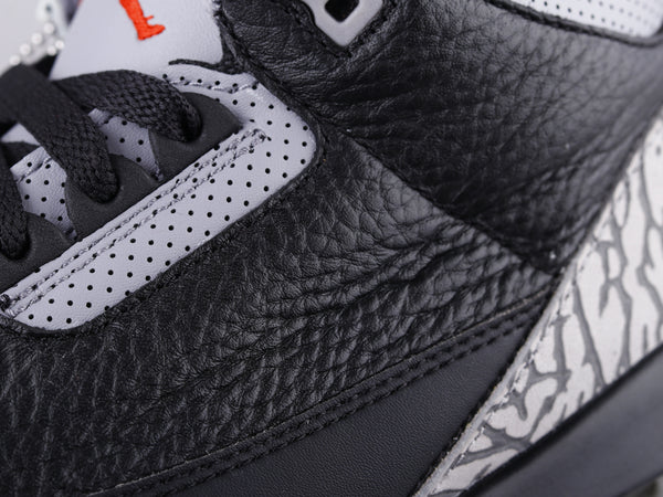 "Air Jordan 3 Retro ""Black Cement"" -OG PREMIUM-"