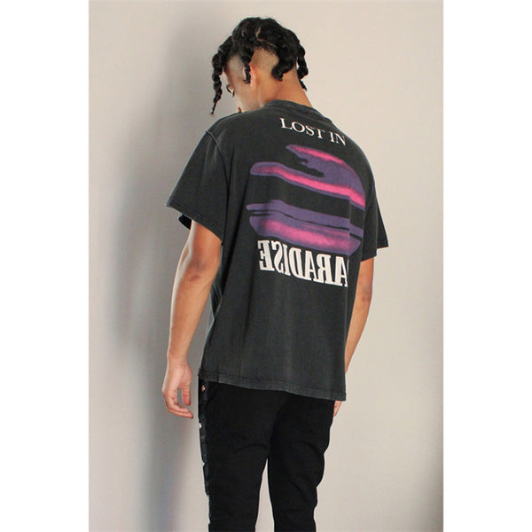 "Ask Yourself Vintage ""Lost In Paradise"" Oversized Tee"