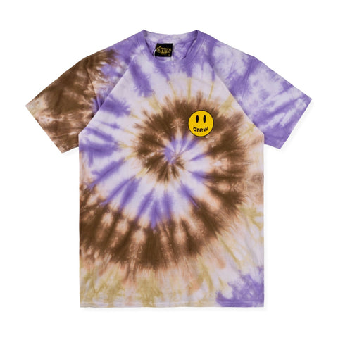 Drew House Smiley Tie Dye Tee