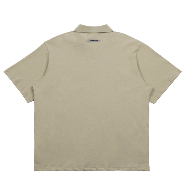 Fear Of God Essentials Oversized Polo