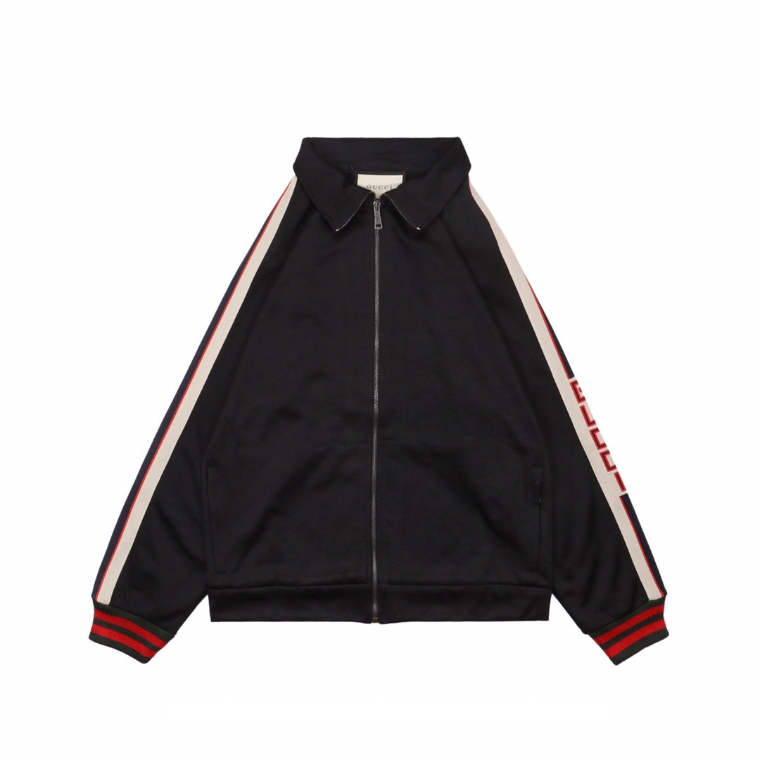 Gucci Acetate Track Jacket