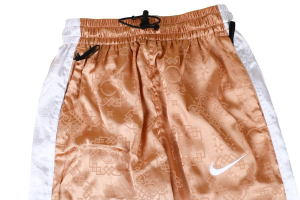 Nike x CLOT Rose Gold Silk Royal Track Pants