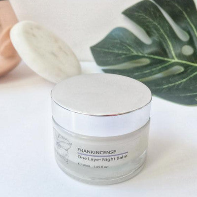 Frankincense One Layer Night Balm: Your One-Stop Beauty Saviour