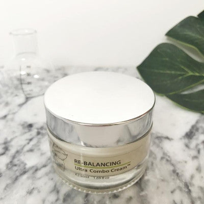 Re-Balancing Ultra Combo Cream: A Combination Skin Saver