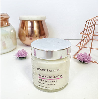 Jasmine Green Tea Neck and Bust Cream