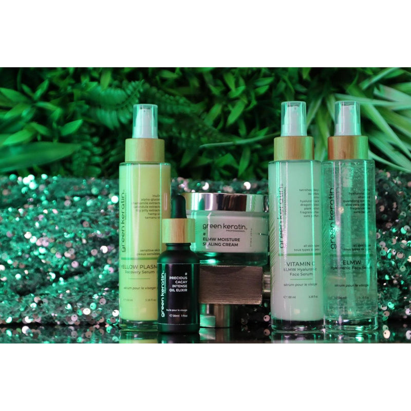 Green Keratin THE COLLECTION ROYALLE - SPECIAL EDITION - FRAGRANCE-FREE