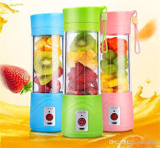 Portable USB Charging Multi-Functional Electric Juicer
