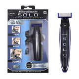Smart Touch SOLO Rechargeable Shaver Men Personal Hair and Hyper-Advanced Smart