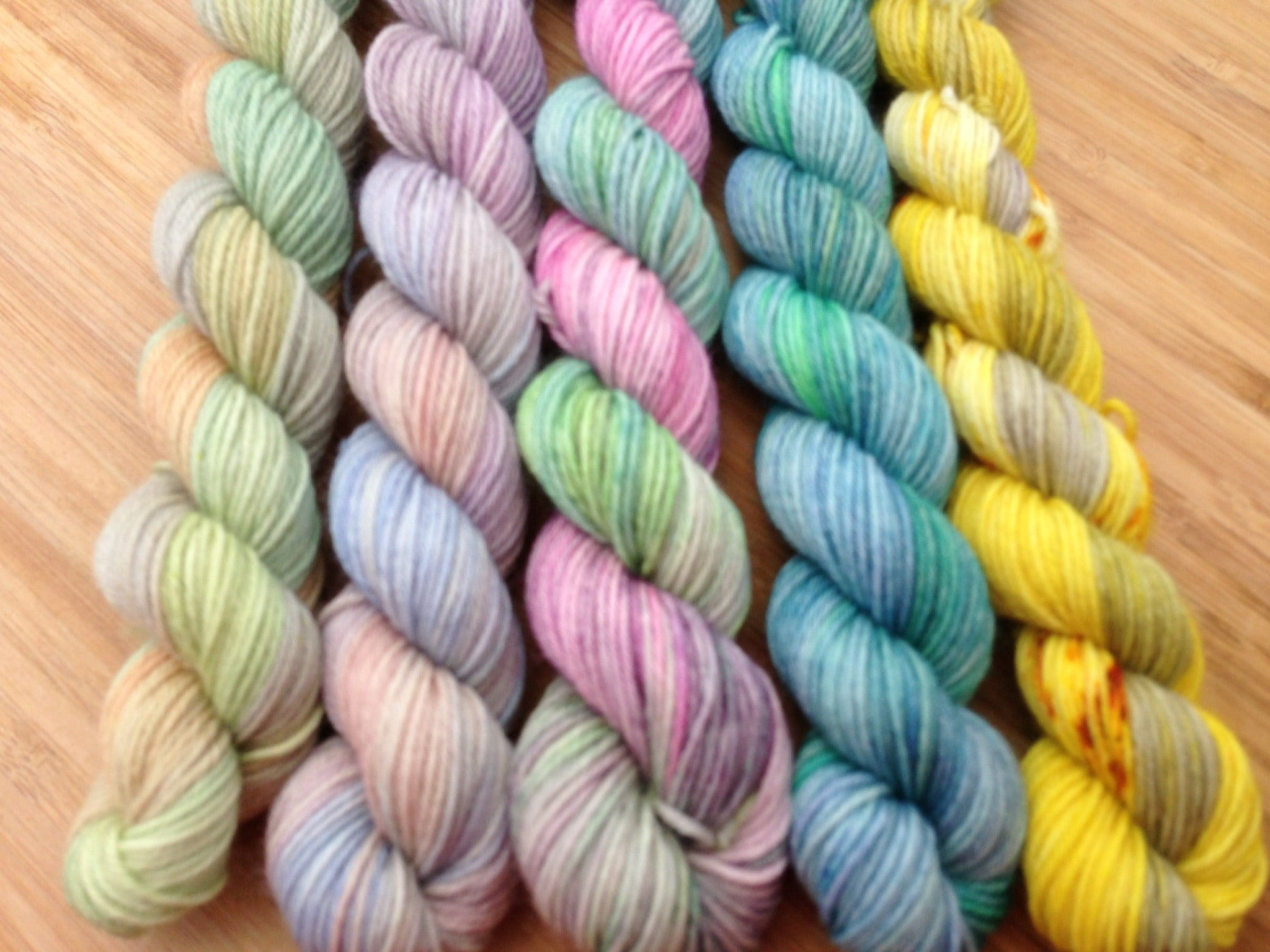 Fairytales & Folklore ~ Cwtch Base ~ Mini Skein Set