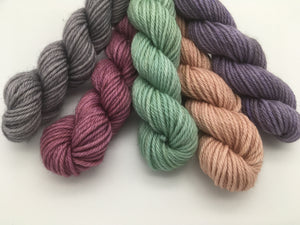 First Kiss ~ Mini Skein Set