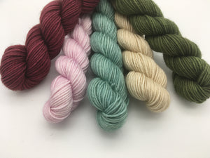 Love Song ~ Mini Skein Set