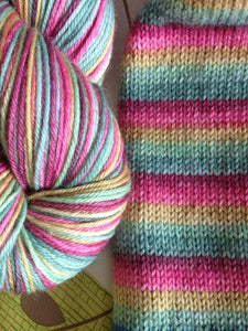 Molly's Rainbow ~ Dyed to Order