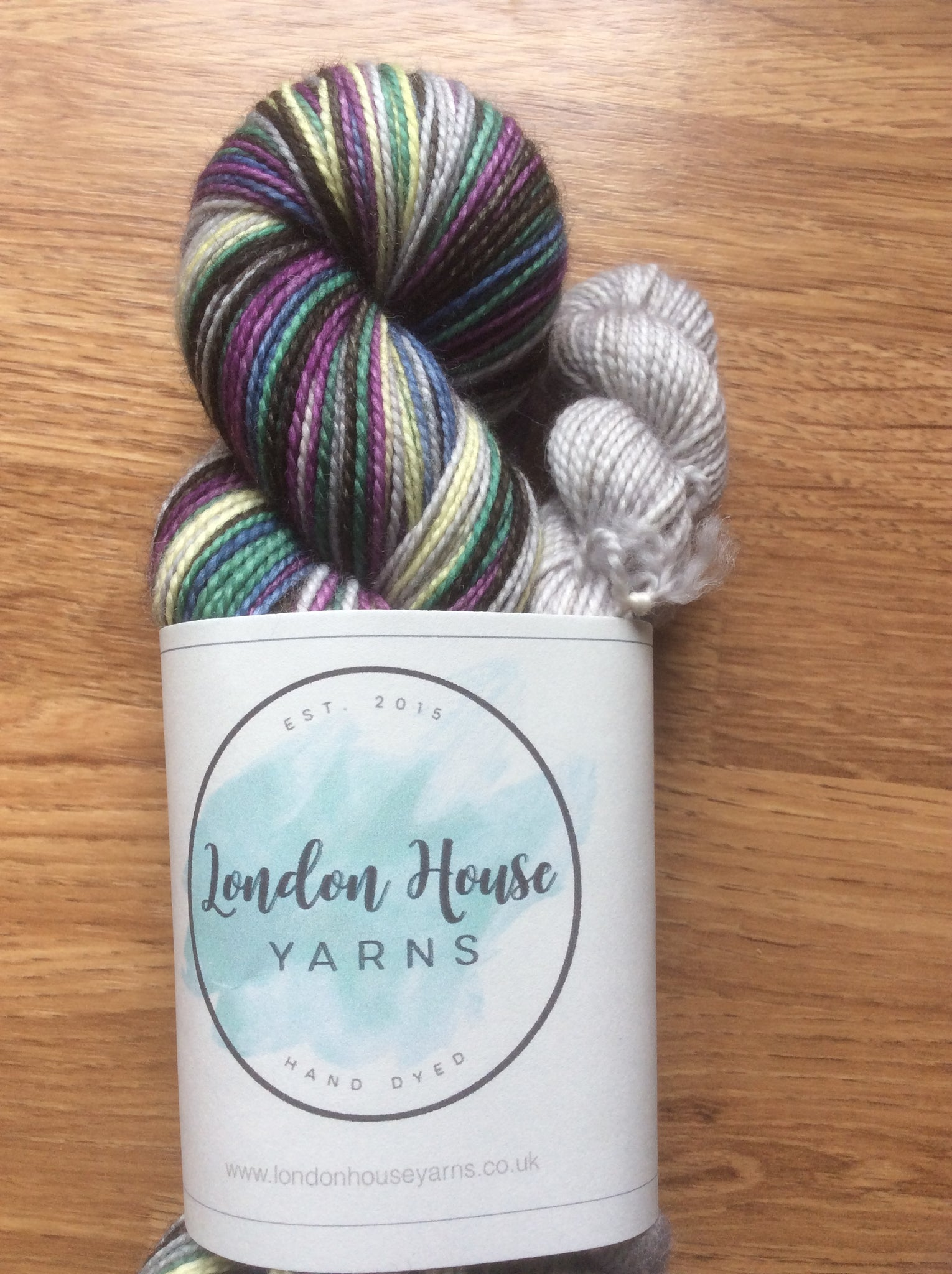Diagon Alley ~ Soft Sock