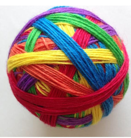 Rainbow ~Soft Sock