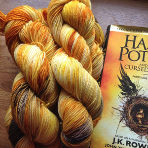 The Cursed Child ~ Dyed to Order