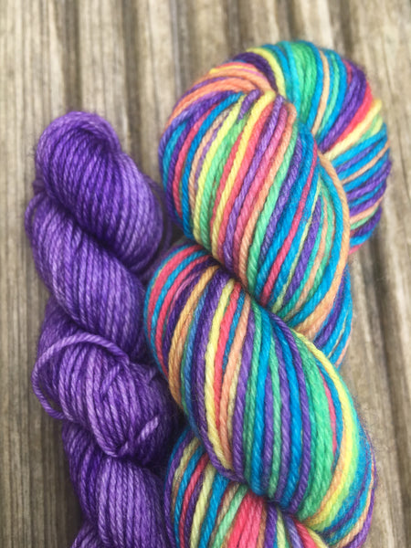 True Rainbow ~ Soft Sock